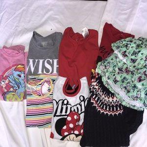 Girls Bundle of 7 Pieces size 7/8